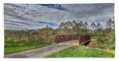 Walnut Woods Bridge - 1 Beach Sheet