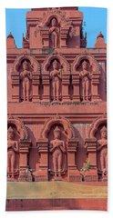 Wat Pa Chedi Liam Phra Chedi Liam Buddha Images Dthcm2673 Beach Sheet