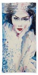Water Goddess Beach Sheet