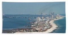 West Beach-1 Beach Towel