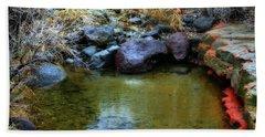 Wet Beaver Wilderness Beach Towel