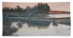 Wetland Reverie Beach Towel