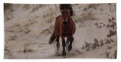 Wild Pony Beach Towel