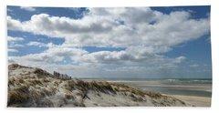 Windy Day At The Beach Beach Sheet