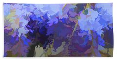 Wisteria Colours Beach Sheet