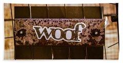 Woof Beach Sheet