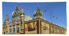 Worlds Only Corn Palace 2018-19 Beach Towel