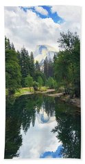 Yosemite Classical View Beach Sheet