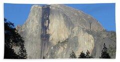 Yosemite National Park Half Dome Rock Beach Sheet