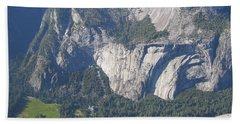 Yosemite National Park Yosemite Valley Aerial View Beach Sheet