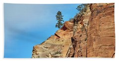 Zion National Park Beach Towel