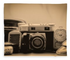 A Kodak Moment Fleece Blanket