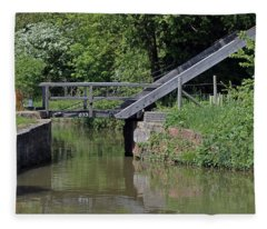 Bridge 233 Oxford Canal Fleece Blanket