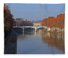 Ponte Mazzini Fleece Blanket