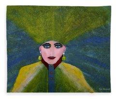 Royal Matriarch Fleece Blanket