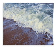 Sea Surf Fleece Blanket