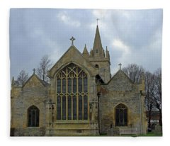 St Lawrence's Church Fleece Blanket