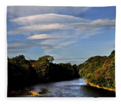 The River Beauly Fleece Blanket