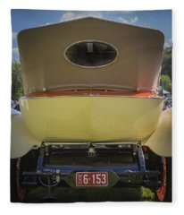1922 Isotta-fraschini Fleece Blanket