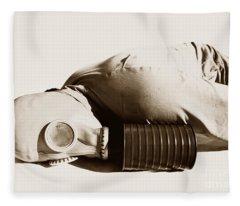 A Vintage Death Fleece Blanket