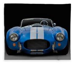 Ac Cobra Fleece Blanket