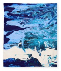 Aquatic Fleece Blanket