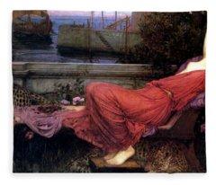 Ariadne Fleece Blanket