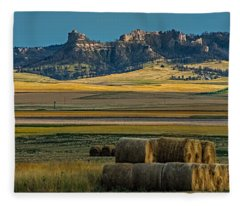 Bluff Country Fleece Blanket