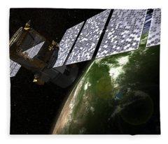 Calipso Environmental Satellite, 2006 Fleece Blanket