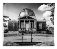 Cincinnati Observatory Fleece Blanket