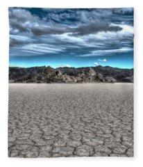 Cool Desert Fleece Blanket