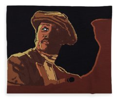 Donny Hathaway Fleece Blanket