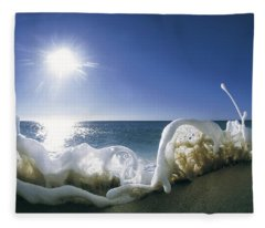 Foam Inertia Fleece Blanket