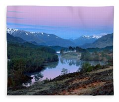 Glen Affric Fleece Blanket