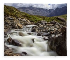 Glen Brittle Fleece Blanket