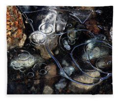 Hard Water Fleece Blanket