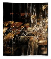 Humankind - Square Fleece Blanket