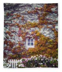 Ivy House Fleece Blanket
