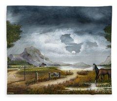 Loch Lomand Fleece Blanket