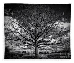Marion Oaks Fleece Blanket