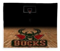 Milwaukee Bucks Fleece Blanket