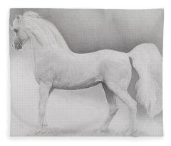 Moving Image Fleece Blanket