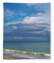 Natures Beauty Fleece Blanket