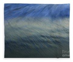 Ocean Impressions Fleece Blanket