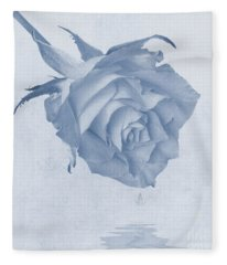 One Drop Of Love... Fleece Blanket