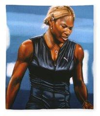 Serena Williams Fleece Blanket