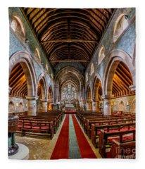St Mary Fleece Blanket