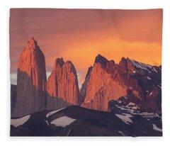 Outdoors Fleece Blankets