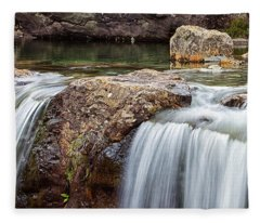The Fairy Pools Fleece Blanket