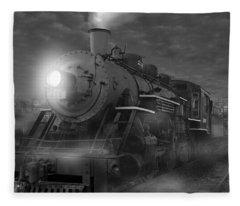 The Yard II Fleece Blanket